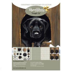 image is loading pollyanna pickering card making kit christmas companion snuggle - Christmas Pollyanna