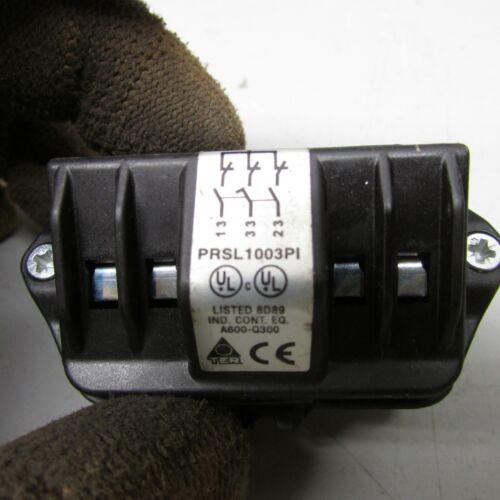 TER PRSL1003PI Push Button Switch