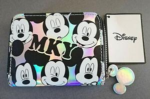 Disney-Mickey-Mouse-Maus-Damen-Geldboerse-Tasche-Geldbeutel-Portemonnaie-Primark