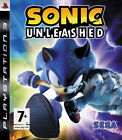 Sonic Unleashed Game (essentials) Ps3