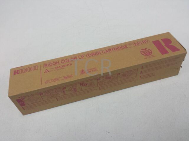 Ricoh Genuine 888314 Magenta LP Toner Cartridge Type 245 HY
