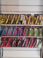 Maybelline Mascara Black Variety Define Lash Stiletto Colossal Volume Mega Plush