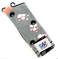 Bowling Mens & Womens Novelty Sports Sock Casual Fashion Cotton Blend Socks