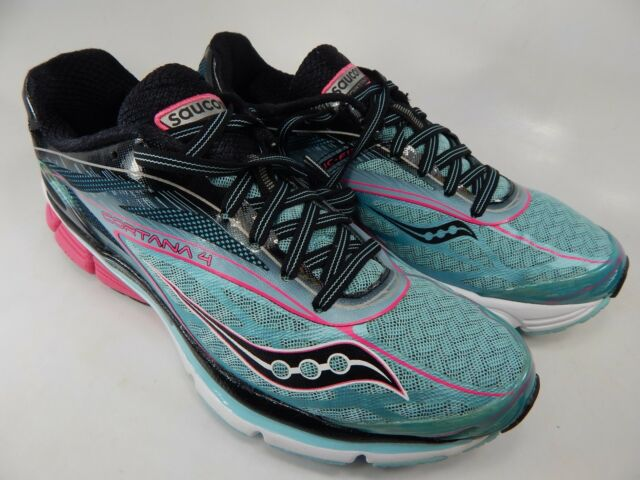 8f4cd396eebf Saucony Cortana 4 Women Multi Color Athletic Running Shoes Size 12m ...