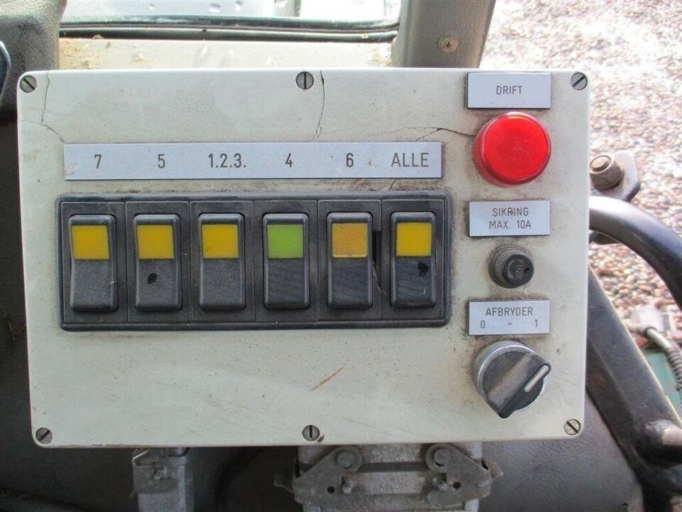 Valmet, 465 Med 7 leds cylinderklipper, timer 11073