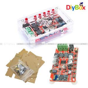 TDA7492P-Audio-Bluetooth-CSR4-0-Receiver-Digital-Amplifier-Board-Case-2X50W
