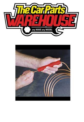 Sealey VS5056 Brake Pipe Straightener for 3//16″ 4.76mm Brake Pipes