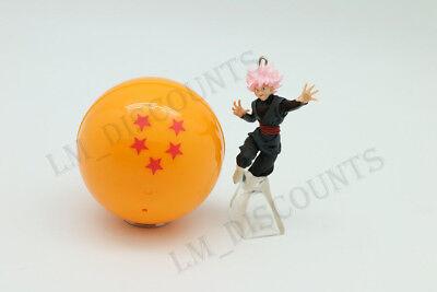 GOKU SUPER SAIYAN RED GOD DRAGON BALL Z SUPER BANDAI TOEI BUILDABLE FIGURE