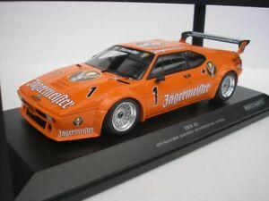 BMW-M1-1-Drt-Wunstorf-1982-Kurt-Konig-1-18-minichamps-155822901-New