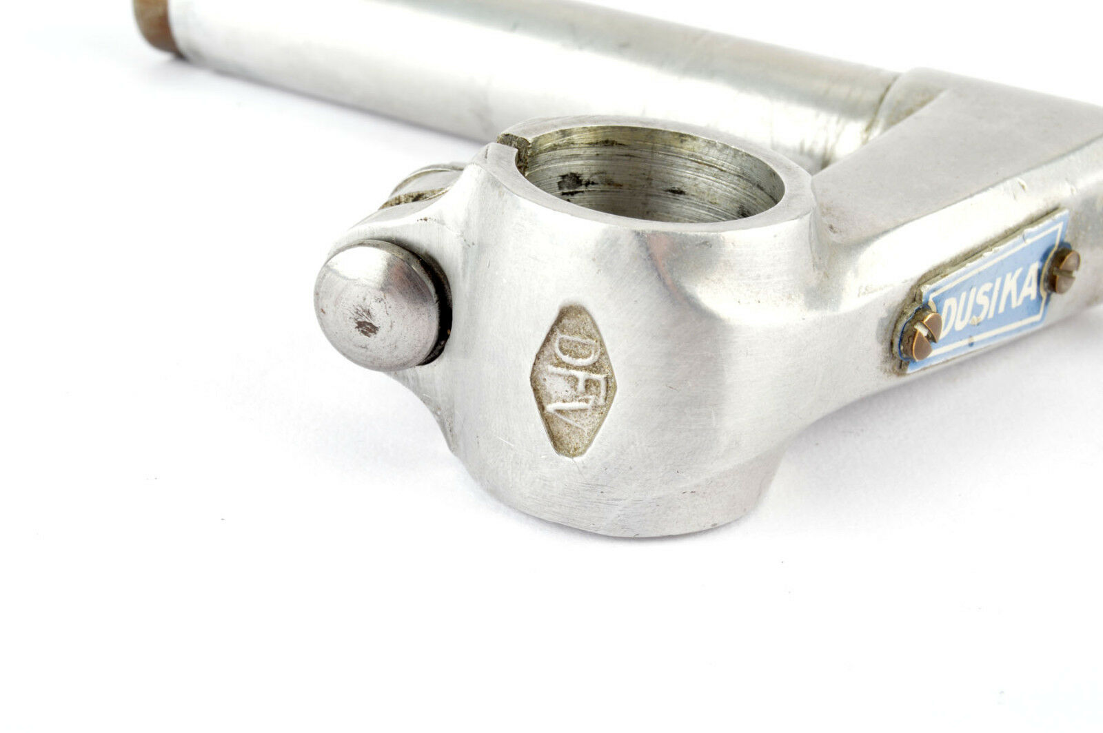 DFV Dusika Stem in Größe 70mm 70mm 70mm with 25.0mm bar clamp Größe from the 1960s  | Genial