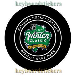 2019-NHL-Winter-Classic-Hockey-Game-Puck-BOSTON-BRUINS-VS-CHICAGO-BLACKHAWKS