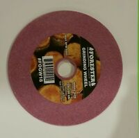 Grinding Wheel 1/8 3.2mm Chainsaw Sharpener 5 3/4 X 7/8 (22mm) X 1/8