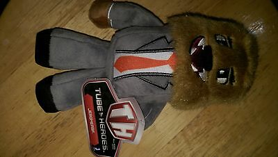 "Tube héros jeromeasf/"" 8/"" Tall Plush Minecraft Gamer nouveau"
