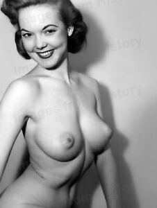 8x10-Print-Sexy-Model-Pin-Up-Busty-Judy-O-039-Day-2759