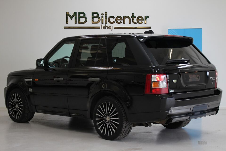 Land Rover Range Rover Sport 3,6 TDV8 HSE aut. Diesel 4x4 4x4