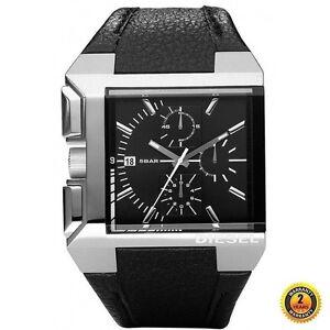 76a0be5f6857 relojes hombre diesel cuadrado acero