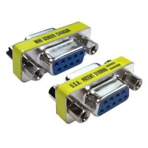 D9-Female-to-D9-Female-9-Pin-Serial-RS23-Slimline-Gender-Changer-Adaptor-PREMIUM