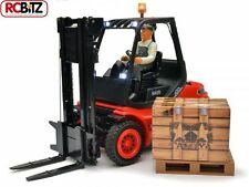 Carson RC Fork Lift Linde H40D 2.4 GHz 500907093 Counter Balance Forlift TOY