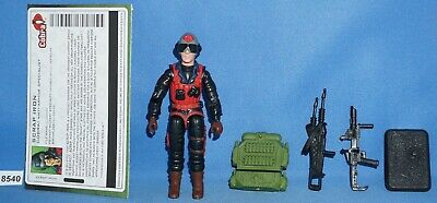 GI Joe Scrap Iron Anti Armor Specialist DTC 2005