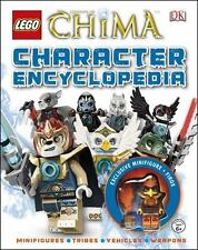 LEGO Legends of Chima: Character Encyclopedia by DK Publishing