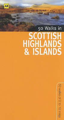 1 of 1 - 50 Walks in Scottish Highlands & Islands: 50 Walks of 2 to 10 Miles