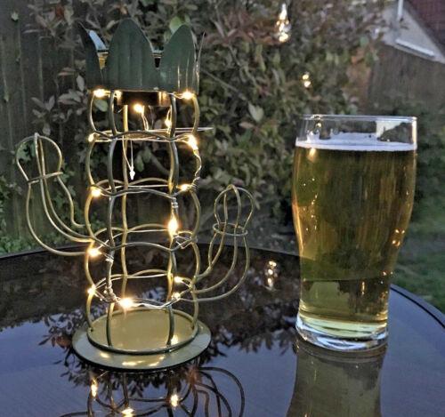 Solar Powered Cactus LED Light Garden Ornament Outdoor Plant Lights Gift Decor