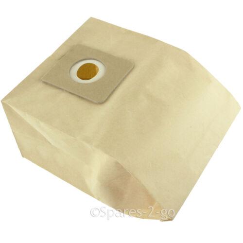 20 x sacchetti per aspirapolvere Nilfisk GM300 GM310 GM320 GM330 doppio strato Fresh