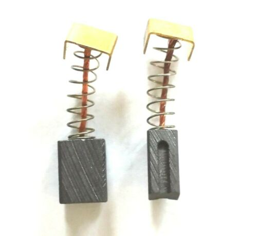 Kohlebürsten 5x7,9x10,6 mm Motorkohlen carbon brush DWT U-Bügel