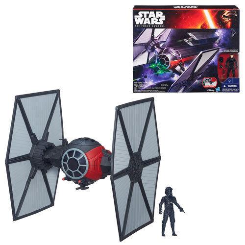 Star Wars The Force Awakens Deluxe Första Ordningen TIE Fighter Hasbro