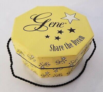 Ashton Drake Gene Black And Silver Share The Dream 5th Anniversary Hat Box