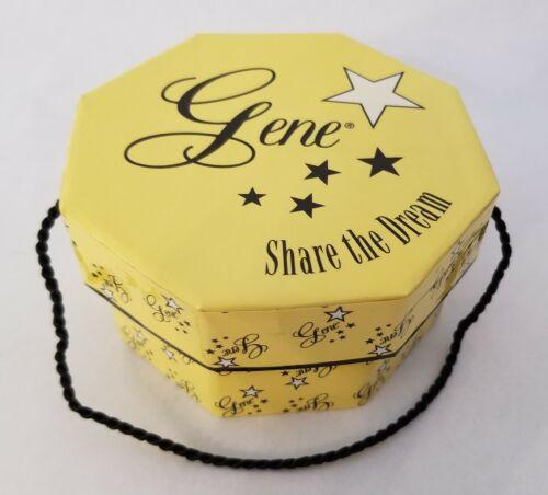 Ashton Drake Gene Black And Yellow Share The Dream Hat Box