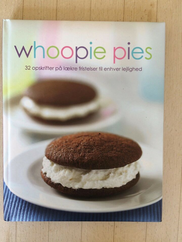 Whoopie pies, Angela Drake, emne: mad og vin