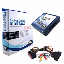 Navigation & Back-up Camera Unlock Interface Module for Chrysler/Dodge/Jeep/Ram