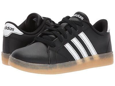 Junior Adidas Baseline K Sneaker AH2243 Black White Gum 100% Original Brand New   eBay