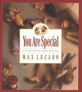You-Are-Special-by-Max-Lucado-NEW-Book-FREE-amp-Fast-Delivery-Hardcover