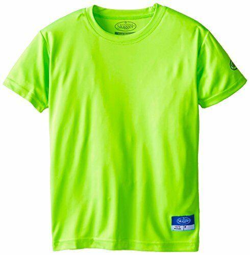 Grand Optique Vert LOUISVILLE SLUGGER Youth Loose-Fit Short Sleeve Shirt