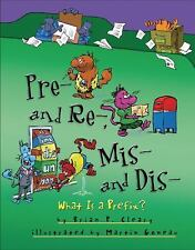 Words Are CATegorical ®: Pre- and Re-, Mis- and Dis- : What Is a Prefix? by...