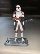 star wars CLONE TROOPER COMMANDER PONDS ACTION FIGURE clone wars HASBRO CW #589