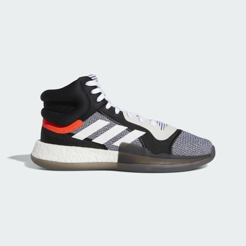 Men's adidas Marquee Boost shoes - White - BB7822