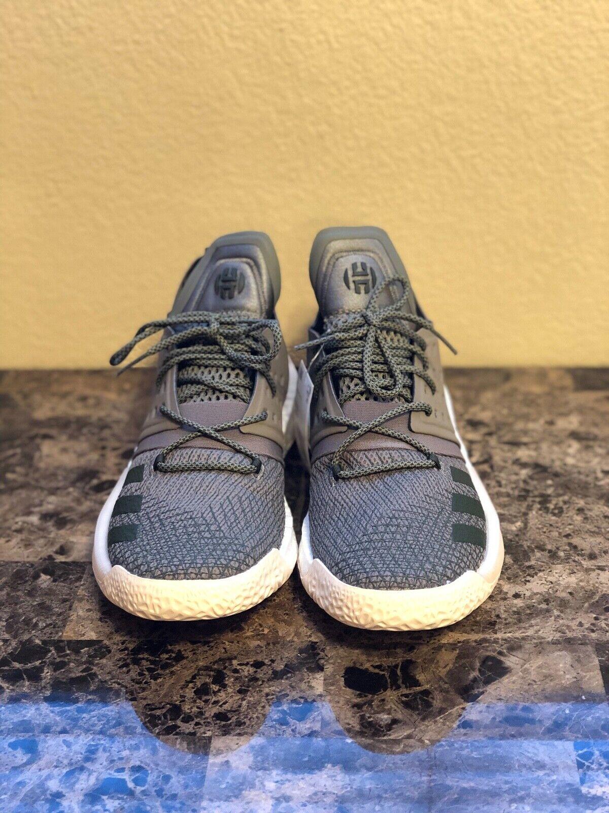 Adidas Harden Vol. 2 Basketball shoes Men's Size 12 AQ0027