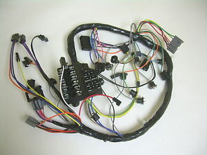 1957 chevy under dash wiring harness 1961 impala under dash wiring harness with fusebox automatic