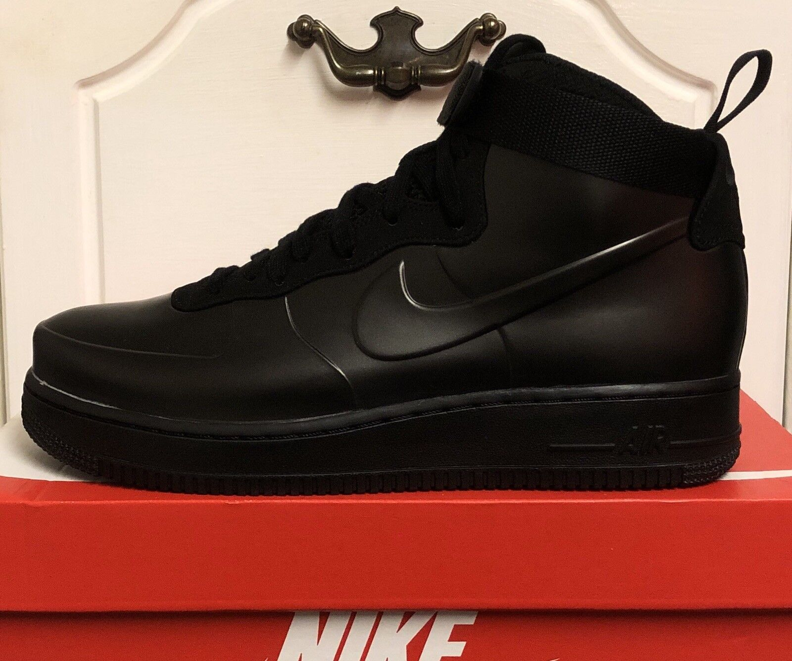 NIKE AIR FORCE 1 FOAMPOSITE FOAMPOSITE FOAMPOSITE CAPSULE TRAINERS SHOES SNEAKERS US 11 f7f66a