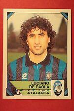 Panini Calciatori 1993/94 1993 1994 n. 16 ATALANTA DE PAOLA DA EDICOLA !