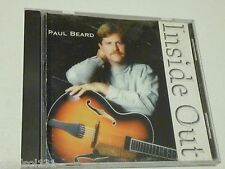 CD Paul Beard: INSIDE OUT (1998 Pablo Music) Country