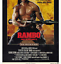 Rambo-First-Blood-Part-II-2-1985-Style-A-Sylvester-Stallone-Movie-Poster-27x40 thumbnail 3