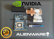 UPGRADE SET ☛ NVIDIA GTX 870M ☛ ALIENWARE M17X R3 R4 ✔ WARRANTY 12 MONTHS