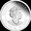 miniatuur 3 - Australien 50 Cents 2020 Jahr der Maus | Mouse (1.) Lunar III - 1/2 Oz Silber PP