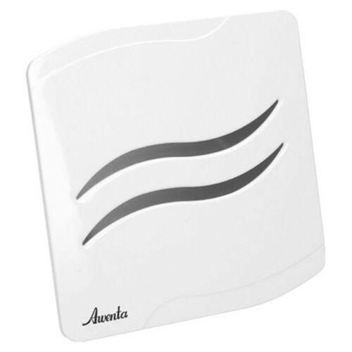 Badlüfter Küche WC Wand Ventilator AWENTA Kugellager 100//125mm Weiße Modelle