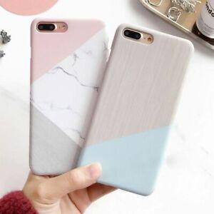 coque iphone 7 anti choc marbre