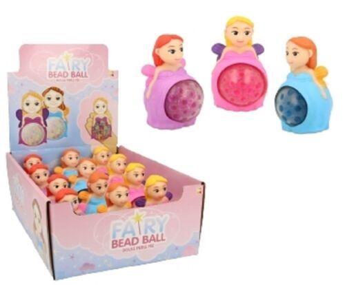 Fairy Perlina Ball-NV318 ANTISTRESS Squishy Principessa lo Stress Sollievo Divertente Kids Play